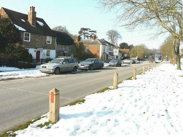 Valley Road, Barham