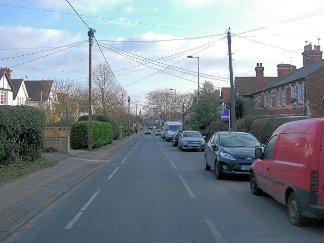 Wantage Road