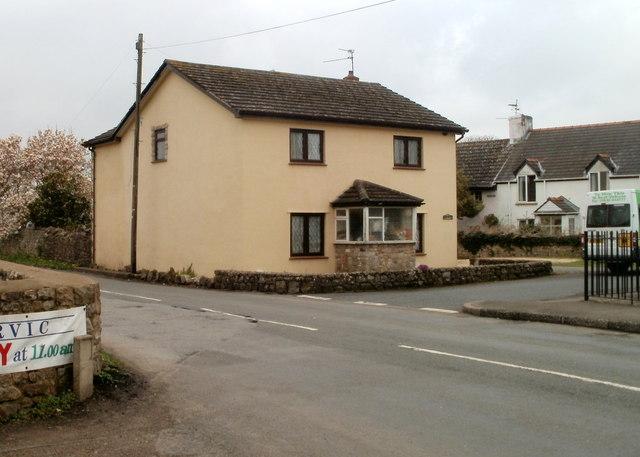 Cross Cottage, Caerwent