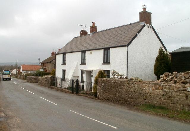 Roadside Cottage, Caerwent