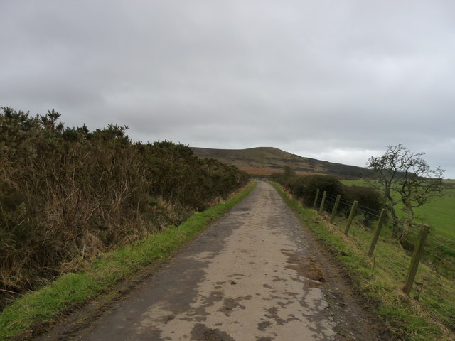 Glendrisaig Road