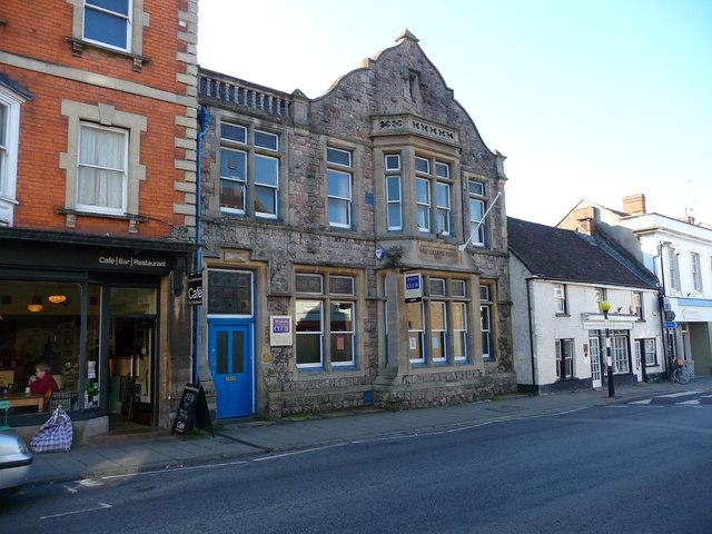 Glastonbury - The Avalon Club