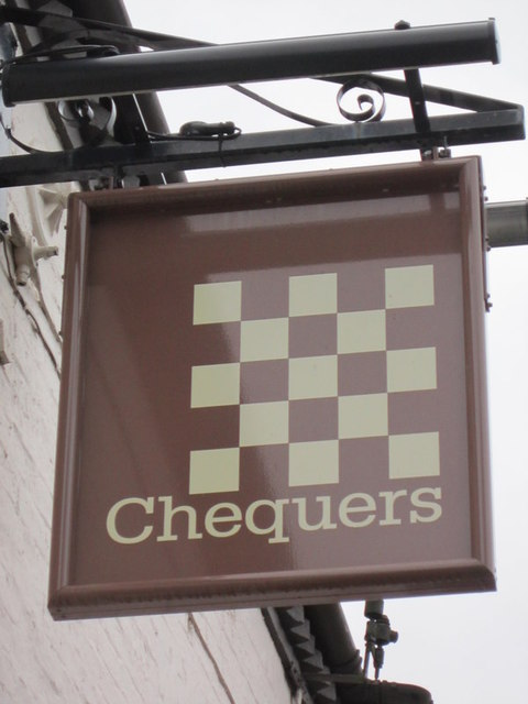 Chequers public house, Swinford