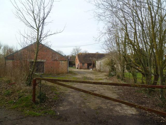 Chalbury, Didlington Farm