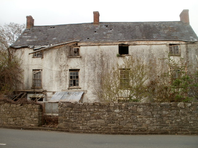 Grade II listed Caerwent House, Caerwent