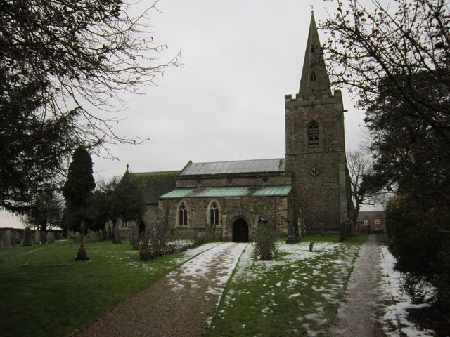 South Andrew's, North Kilworth