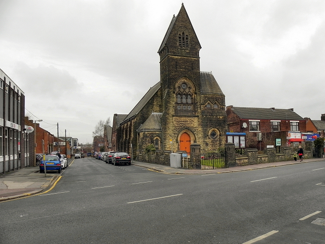 Leyland United Reformed Church, Hough Lane
