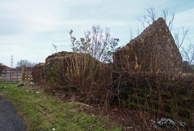 Ruin at Belston