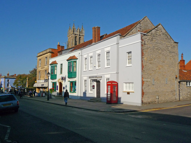 Glastonbury - The High Street
