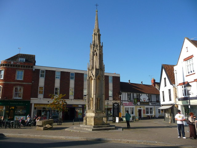 Glastonbury - Market Cross