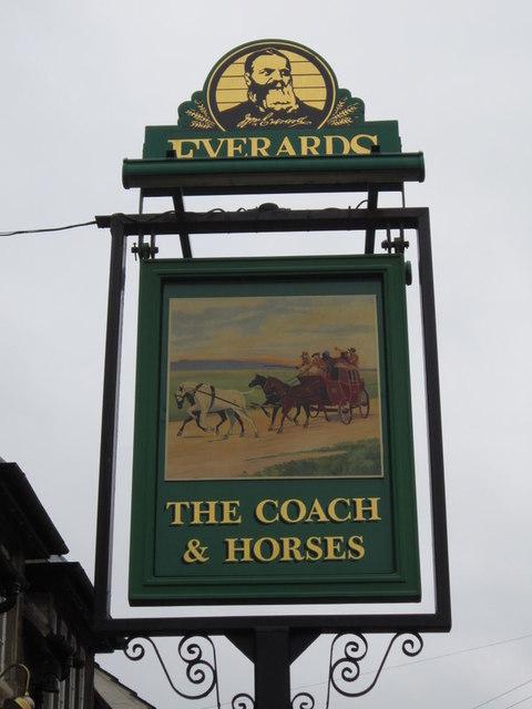 The Coach and Horses, Lubenham