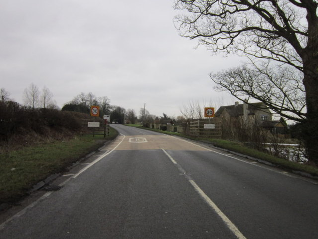 Harborough Road, Dingley