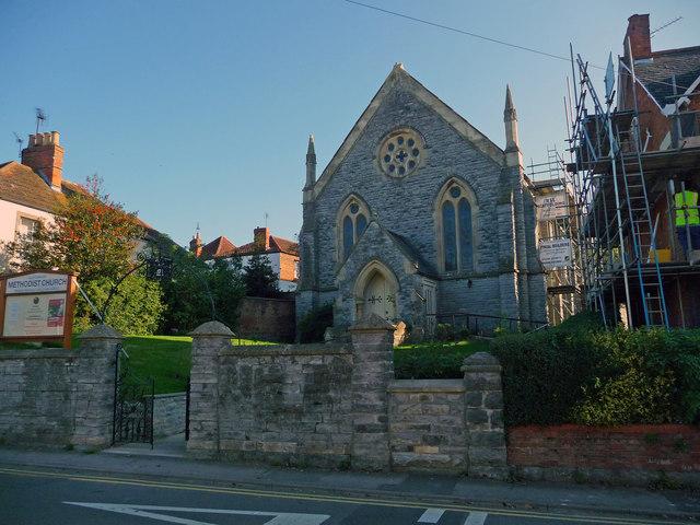 Glastonbury - Methodist Church