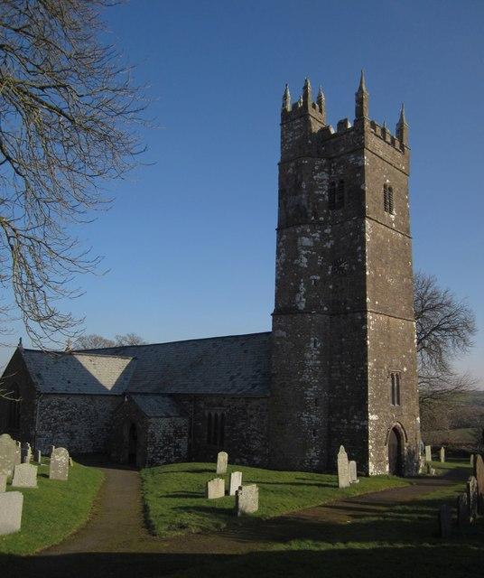 Church of St Peter ad Vincula, Ashwater