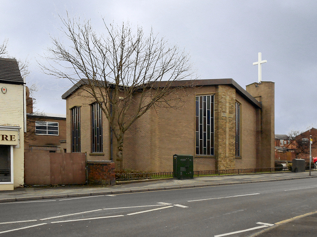 Leyland Methodist Church