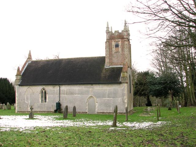 St John the Baptist's church, Brightwell