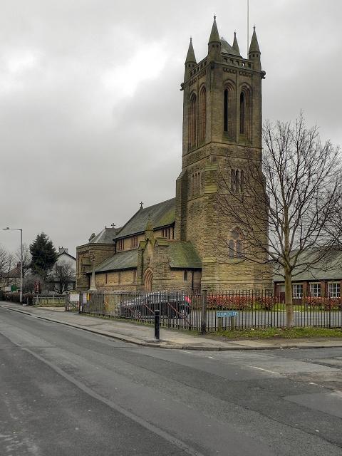 Leyland St Ambrose