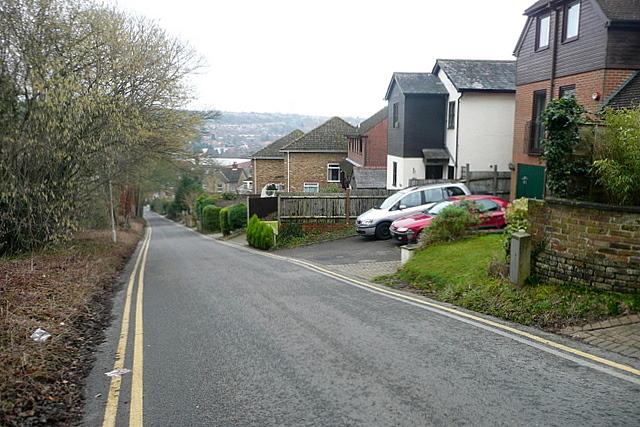 Houses on Toweridge Lane