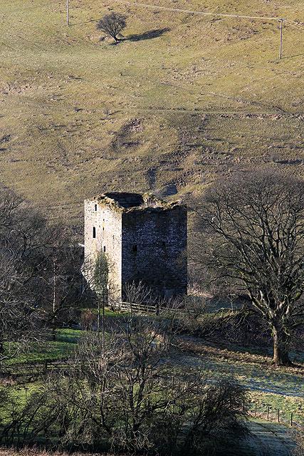 Goldielands Tower