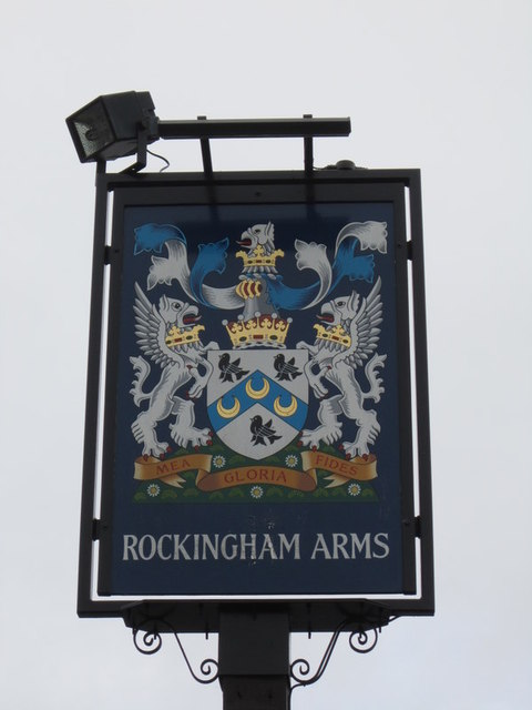 The Rockingham Arms, Corby