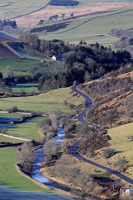 The Borthwick Water