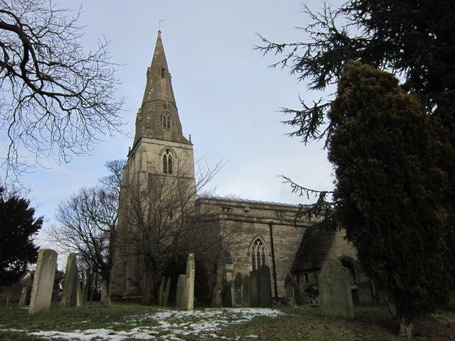 St John the Baptist Church, Corby