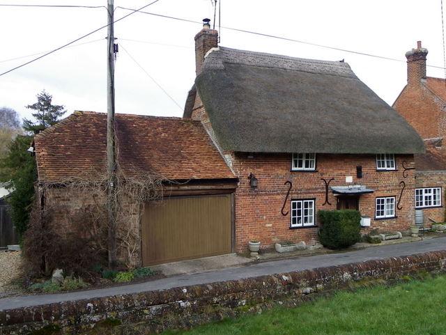 Box Cottage, Homington