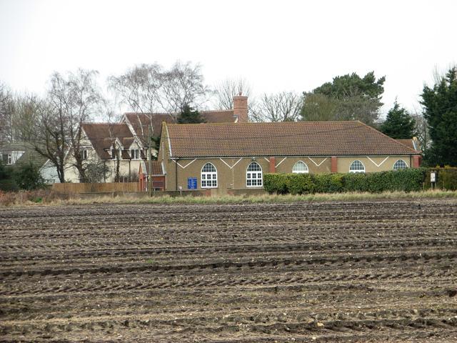 The Baptist Church in Waldringfield