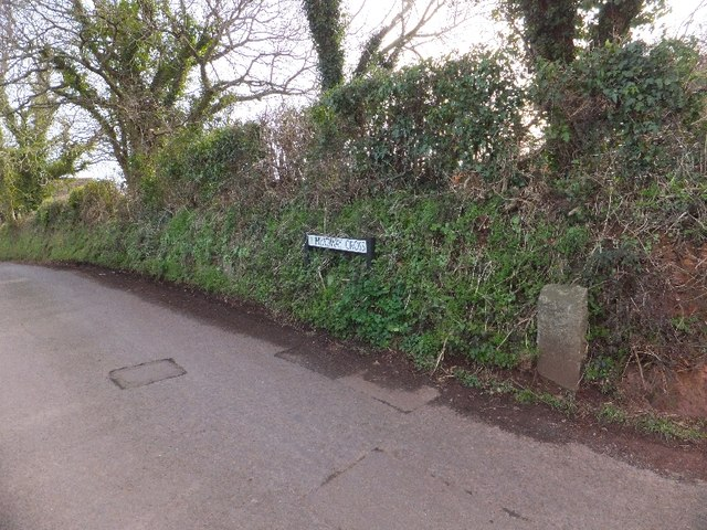 Headway Cross and marker stone