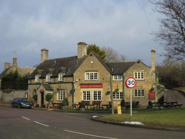 The Royal Oak, Duddington