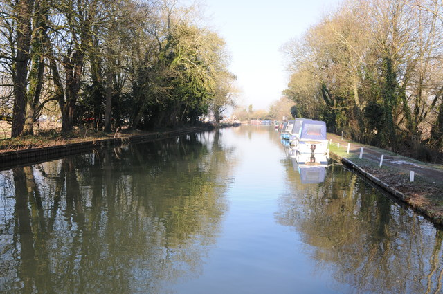 The Stroudwater Canal