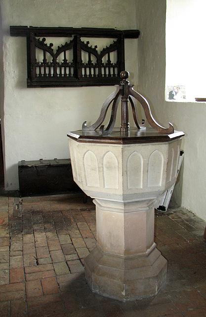 St Mary's church in Farnham
