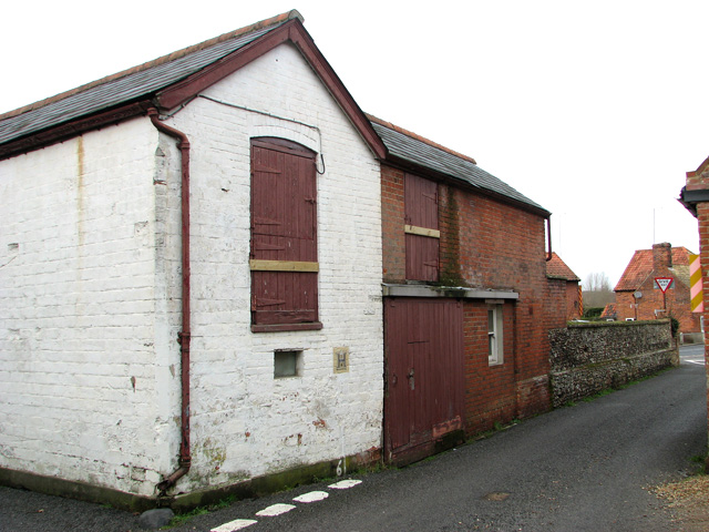 Old warehouse, Farnham