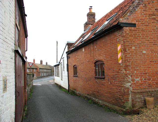 Cottages in Farnham