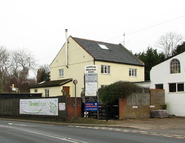 The Farnham Industrial Estate