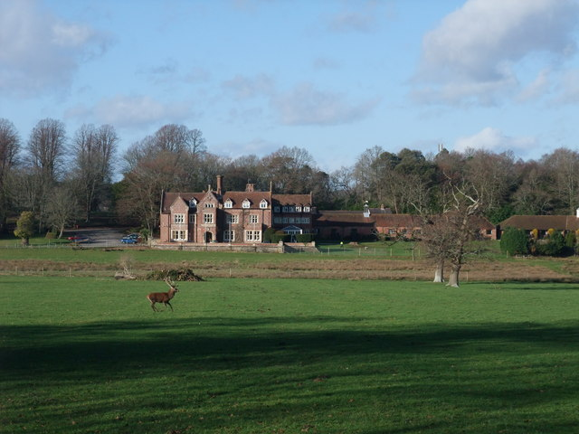Burley Manor Hotel and Deer Park