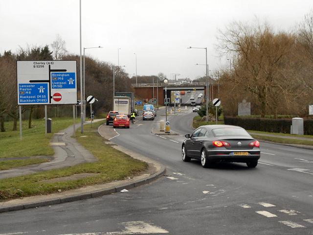 Leyland Way