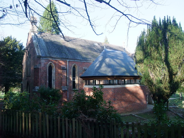 Church of St John the Baptist, Burley
