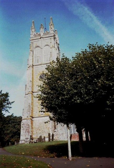 St Hieritha, Chittlehampton, Devon