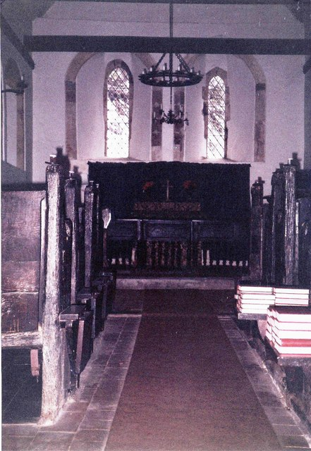 St Andrew's, Didling , West Sussex