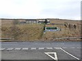 NY9291 : A68 at Raylees by Oliver Dixon