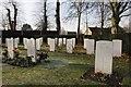 SU7275 : Corner of remembrance by Bill Nicholls