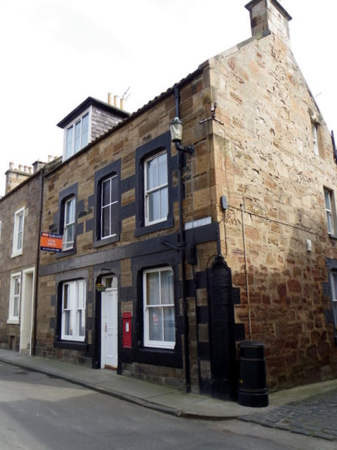 Terraced house, Cellardyke