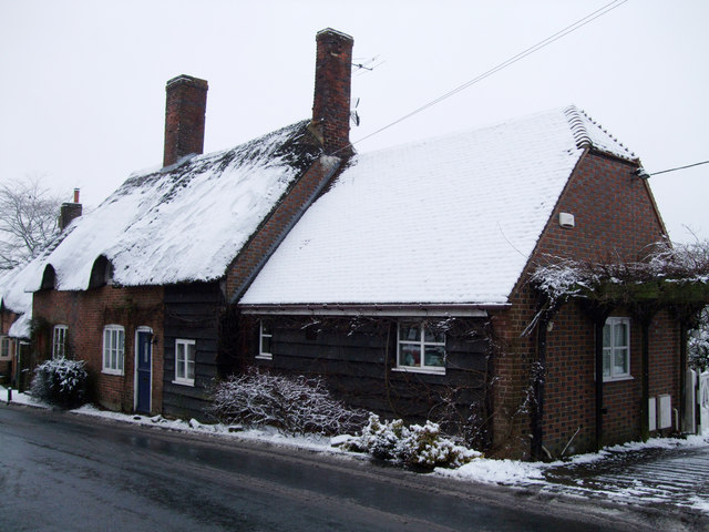Cottages, Mildenhall