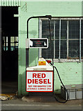 SJ8512 : Fuel pump - not for use in your car by Roger  Kidd