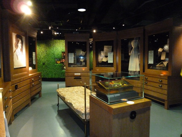 A half term visit to the Florence Nightingale Museum (c)