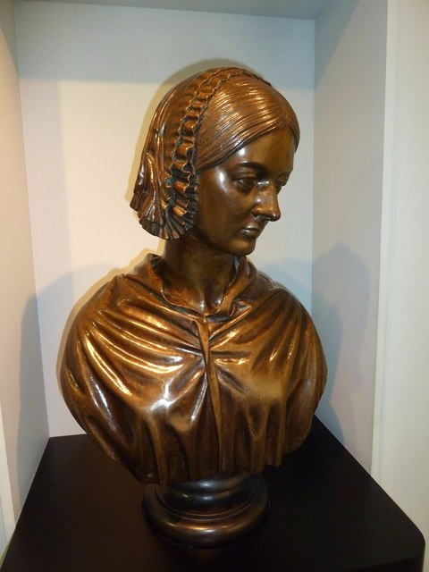 A half term visit to the Florence Nightingale Museum (d)
