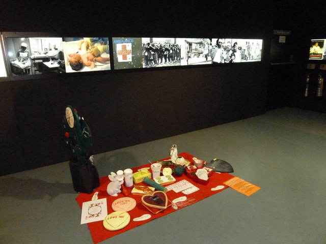 A half term visit to the Florence Nightingale Museum (e)