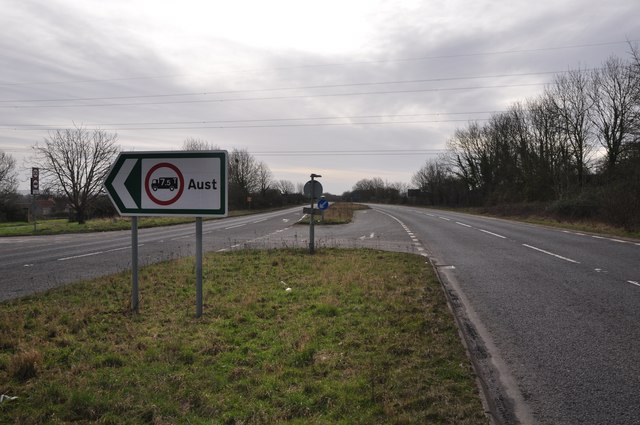 South Gloucestershire : A403 Road
