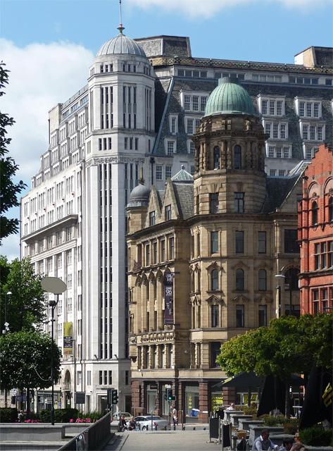 Sunlight House, Quay Street, Manchester